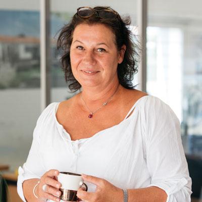 Christine Saudrais